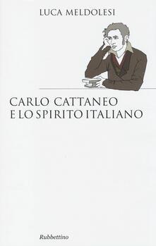 Tegliowinterrun.it Carlo Cattaneo e lo spirito italiano Image