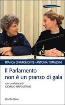 Voluntariadobaleares2014.es Il Parlamento non è un pranzo di gala. Con una lettera di Giorgio Napolitano Image