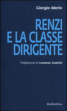 Recuperandoiltempo.it Renzi e la classe dirigente Image