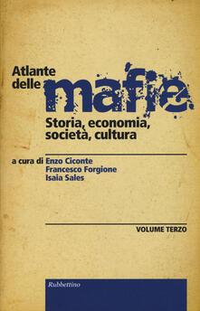 Winniearcher.com Atlante delle mafie. Storia, economia, società, cultura. Vol. 3 Image