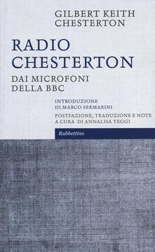 Filippodegasperi.it Radio Chesterton. Dai microfoni della BBC Image