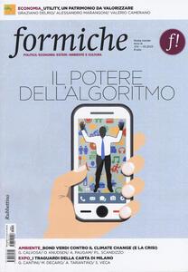 Formiche (2015). Vol. 3