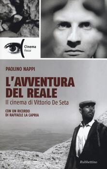 Letterarioprimopiano.it L' avventura del reale. Il cinema di Vittorio De Seta Image