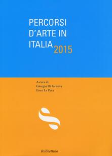 Camfeed.it Percorsi d'arte in Italia 2015 Image