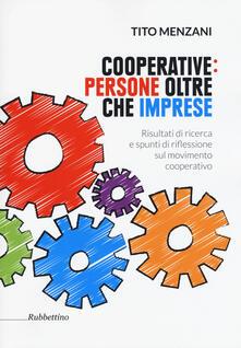 Filippodegasperi.it Cooperative: persone oltre che imprese. Risultati di ricerca e spunti di riflessione sul movimento cooperativo Image