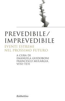 Librisulrazzismo.it Prevedibile/imprevedibile. Eventi estremi nel prossimo futuro Image