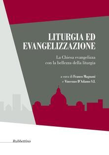 Voluntariadobaleares2014.es Liturgia ed evangelizzazione. La Chiesa evangelizza con la bellezza della liturgia Image