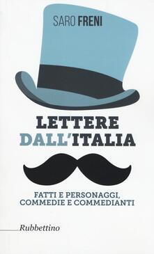 Daddyswing.es Lettere dall'Italia. Fatti e personaggi, commedie e commedianti Image