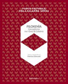 Steamcon.it Filoxenia. L'accoglienza dei Greci di Calabria. Parco naturale della Calabria greca Image