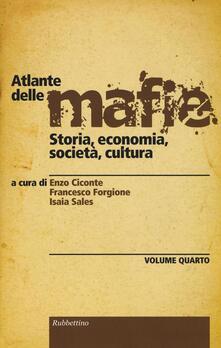 Vitalitart.it Atlante delle mafie. Storia, economia, società, cultura. Vol. 4 Image