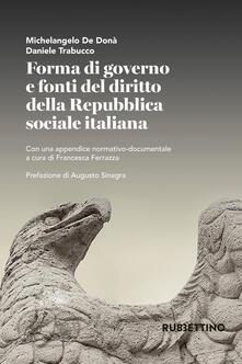 Listadelpopolo.it Forma di governo e fonti del diritto della Repubblica sociale italiana Image