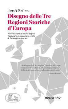 Librisulladiversita.it Disegno delle tre regioni storiche d'Europa Image