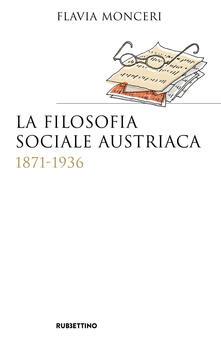 Ristorantezintonio.it La filosofia sociale austriaca (1871-1936) Image