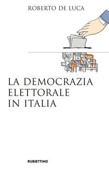 Tegliowinterrun.it La democrazia elettorale in Italia Image