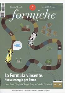 Formiche (2017). Vol. 130