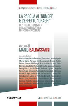 La parola ai numeri e leffetto Draghi.pdf