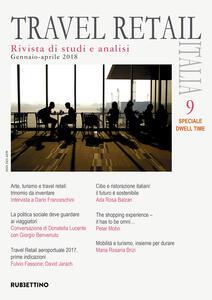 Travel retail Italia (2018). Vol. 9: Gennaio-aprile.