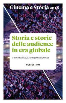 Librisulladiversita.it Cinema e storia (2018). Vol. 1: Storia e storie delle audience in era globale. Image