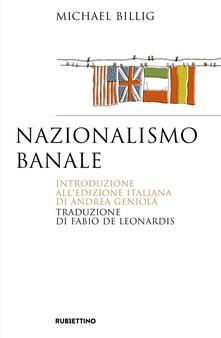 Camfeed.it Nazionalismo banale Image