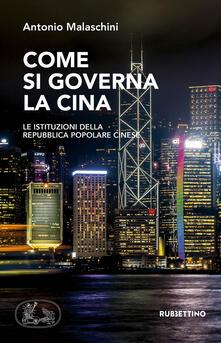 Associazionelabirinto.it Come si governa la Cina. Le istituzioni della Repubblica Popolare Cinese Image