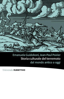 Mercatinidinataletorino.it Storia culturale del terremoto dal mondo antico a oggi Image
