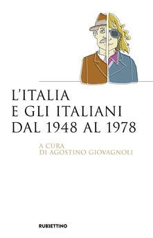 Nicocaradonna.it L' Italia e gli italiani dal 1948 al 1978 Image