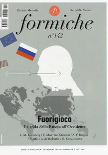 Antondemarirreguera.es Formiche (2018). Vol. 142 Image