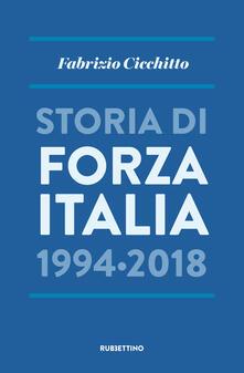 Secchiarapita.it Storia di Forza Italia 1994-2018 Image