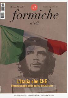 Museomemoriaeaccoglienza.it Formiche (2019). Vol. 145 Image