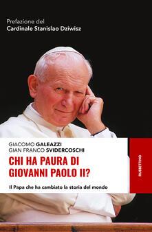 Premioquesti.it Chi ha paura di Giovanni Paolo II? Il papa che ha cambiato la storia del mondo Image
