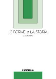 Premioquesti.it Le forme e la storia (2019). Vol. 2: filologia romanza e i saperi umanistici e altri saggi, La. Image
