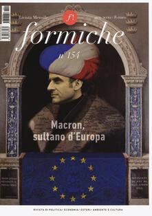 Formiche (2020). Vol. 154: Macron, sultano dEuropa (Gennaio)..pdf