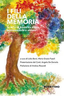 Atomicabionda-ilfilm.it I fili della memoria. Le ACLI di Roma tra storia, testimonianza e visione Image