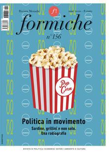 Antondemarirreguera.es Formiche (2020). Vol. 156: Politica in movimento. Sardine, grillini e non solo. Una radiografia. Image