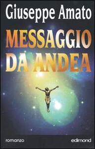 Messaggio da Andea - Giuseppe Amato - copertina