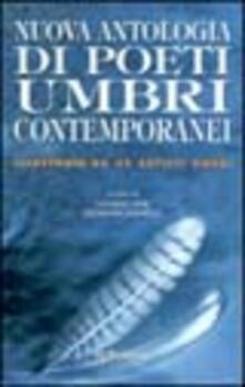 Filmarelalterita.it Nuova antologia di poeti umbri contemporanei. Illustrata da 48 artisti umbri Image