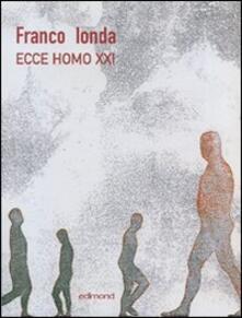 Vitalitart.it Ecce Homo XXI. Catalogo della mostra (Napoli, 9 marzo-9 aprile 2007). Ediz. italiana, inglese e tedesca Image