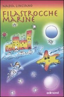 Listadelpopolo.it Filastrocche marine. Ediz. illustrata Image