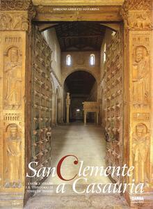 San Clemente a Casauria. L'antica abbazia e il territorio di Torre de' Passeri - Adriano Ghisetti Giavarina,A. Alfredo Varasso - copertina