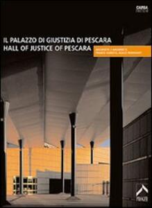 Il Palazzo di giustizia di Pescara - copertina