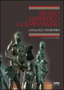 Warholgenova.it Il museo sannitico di Campobasso. Catalogo della collezione provinciale Image