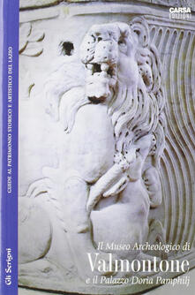 Voluntariadobaleares2014.es Il museo archeologico di Valmontone e il palazzo Doria Pamphilj Image