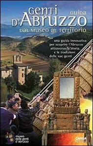 Genti d'Abruzzo. Guida dal museo al territorio - copertina