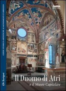 Il duomo di Atri e il Museo Capitolare - Enrico Santangelo - copertina