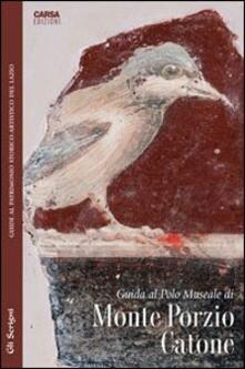 Antondemarirreguera.es Guida al polo museale di Monte Porzio Catone Image