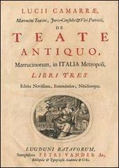 L 39 antica chieti metropoli dei marrucini in italia ediz for Metropoli in italia