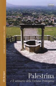 Palestrina e il santuario della Fortuna Primigenia - copertina