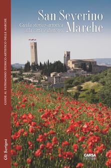 Filippodegasperi.it San Severino Marche. Guida storico-artistica alla città e dintorni Image