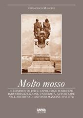 Molto mosso. Il confronto per il capoluogo d'Abruzzo. Industrializazzione, università, autostrade nell'archivio di Antonio Mancini (1943-1972)