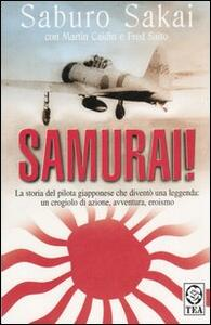 Samurai! - Saburo Sakai,Martin Caidon,Fred Saito - copertina